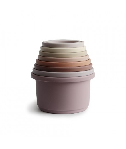STACKING CUPS TOY PETAL