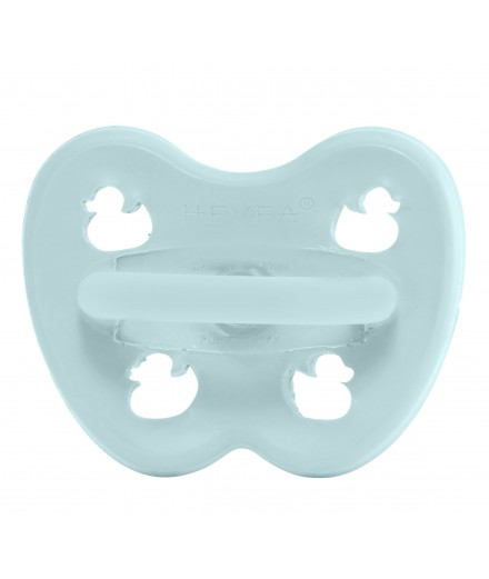 ORTHODONTIC PACIFIER 0-3 MONTHS - BABY BLUE