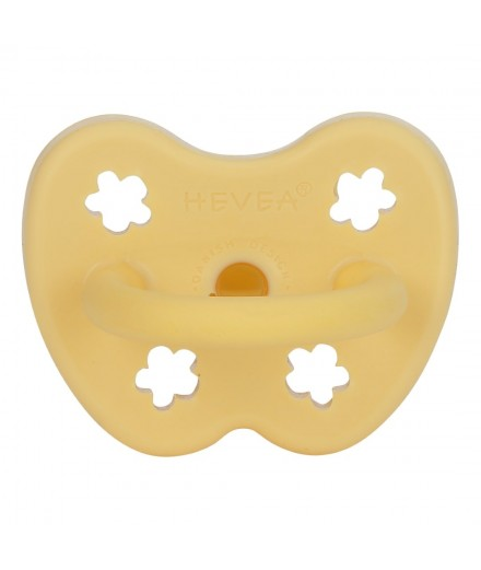 ORTHODONTIC PACIFIER 3-36 MONTHS - BANANA