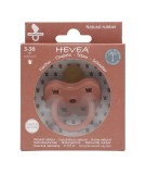 ORTHODONTIC PACIFIER 3-36 MONTHS - ELVES RED