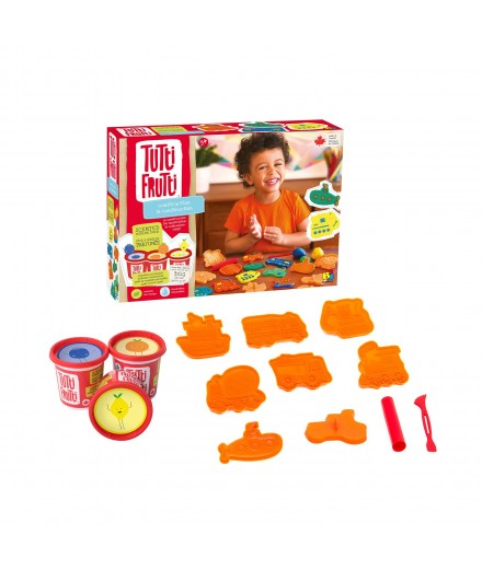 scented modeling dough - CONSTRUCTION