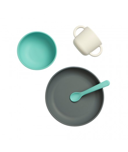 SILICONE MEAL SET - LAGOON