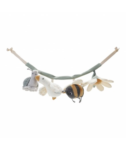 Stroller toy chain – Little Goose
