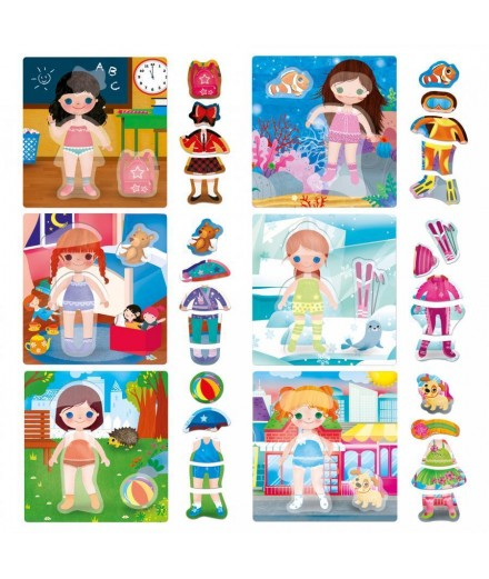MONTESSORI LITTLE DOLLS