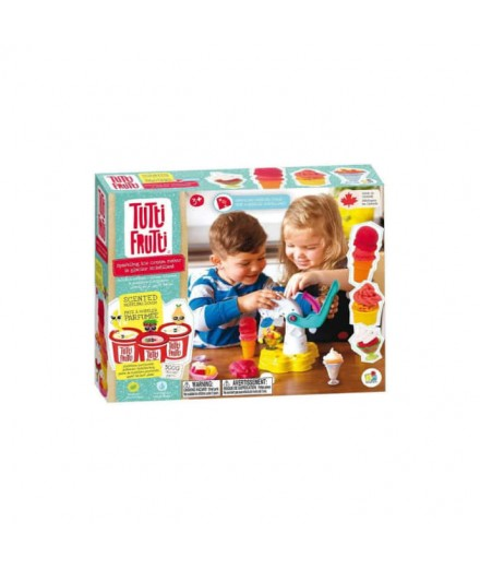 scented modeling dough - ICE CREAM MAKER