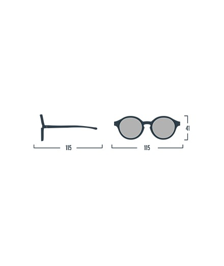baby sunglasses 3-5 y APRICOT