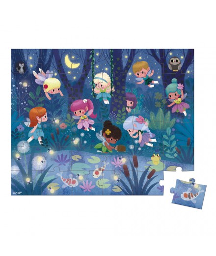 36 PIECES FAIRIES PUZZLE