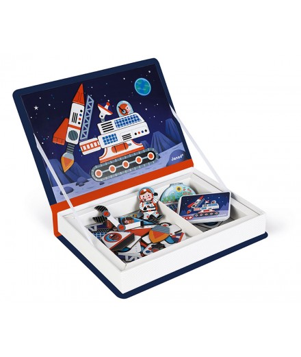SPACE MAGNETI'BOOK
