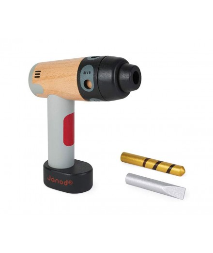 WOODEN DRILL