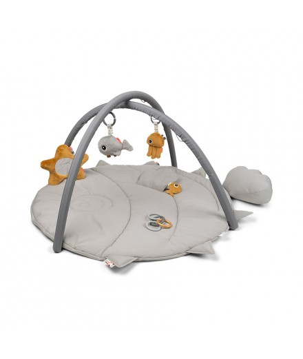 ACTIVITY PLAY MAT SEA FRIENDS GREY