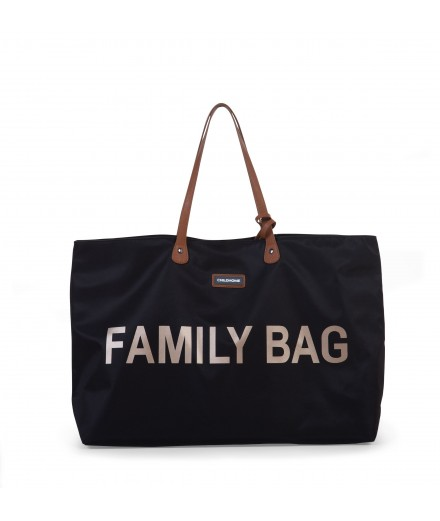 FAMILY BAG BLACK