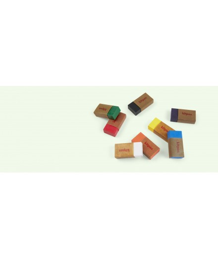 KITPAS BLOCKS - 8 COLORS