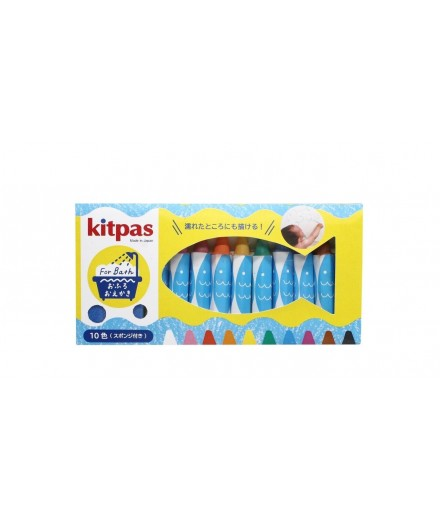 KITPAS BATH - 10 COLORS