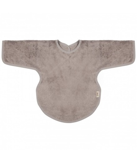 BAMBU SLEEVED BIB - ANTHRACITE