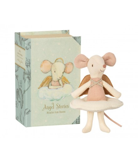 ANGEL STORIES BIG SISTER MOUSE IN BOOK