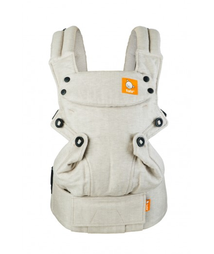 EXPLORE BABY CARRIER LINEN - SAND