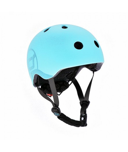 CAPACETE KIDS - BLUEBERRY
