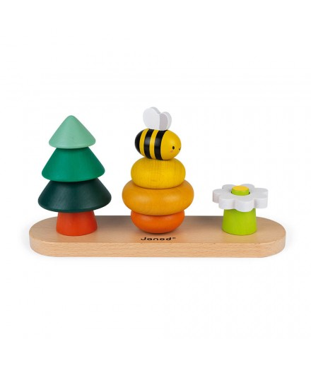 FOREST STACKING TOY