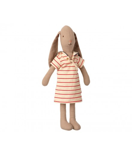 BUNNY SIZE 2 STRIPED DRESS