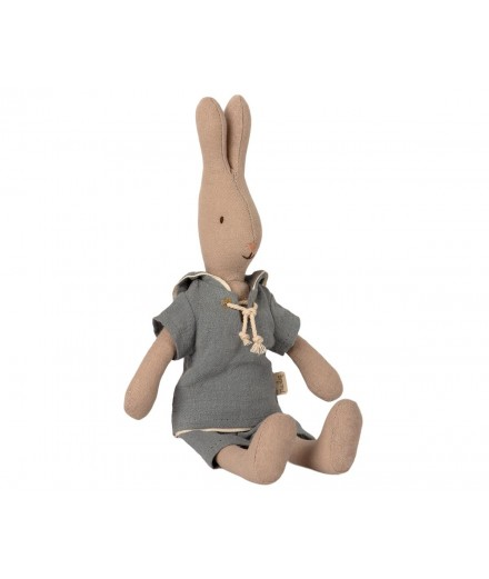 RABBIT SIZE 1 SAILOR DUSTY BLUE
