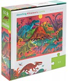 PUZZLE 750 PCS - WORLD OF AFRICAN ANIMALS