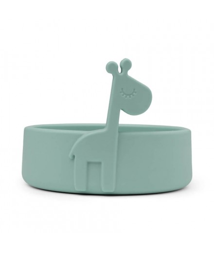 PEEKABOO BOWL RAFFI GREEN