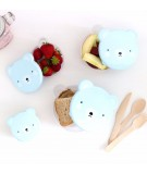 Snack box - Bear blue