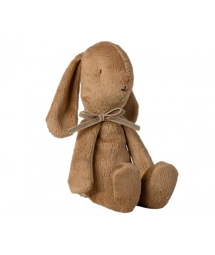 SOFT BUNNY SMALL OFF BROWN
