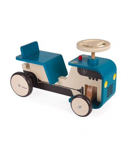 RIDE-ON TRACTOR