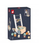 SWEET COCOON CART WITH ABC BLOCKS