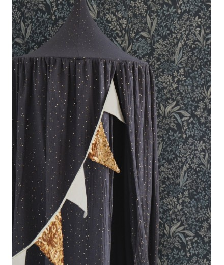 CANOPY ANTHRACITE AND GOLD