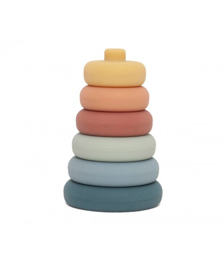 STACKING TOY - CLAY