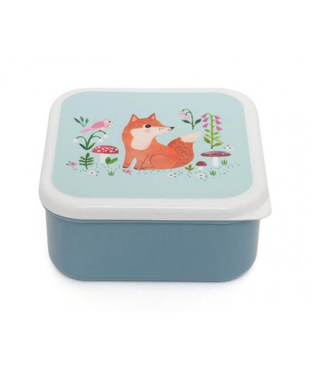LUNCHBOXES WOODLAND - 3 PACK
