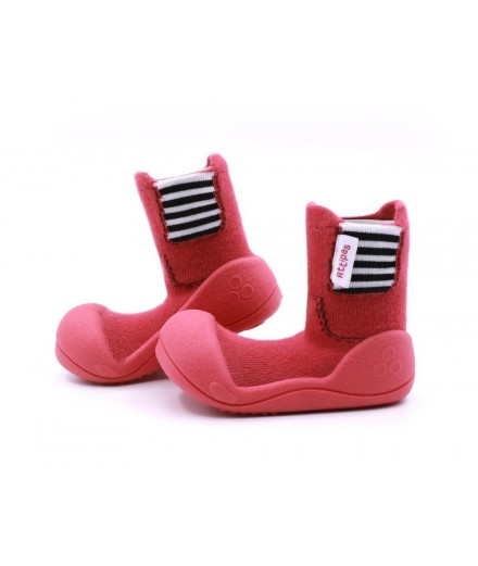 ATTIPAS RAIN BOOTS RED SIZE 21,5