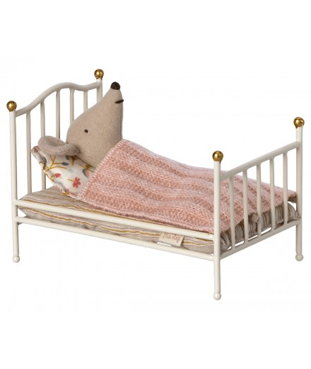 VINTAGE BED MOUSE - OFF WHITE