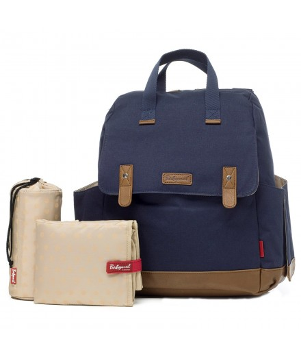 Robyn Convertible Backpack - Navy