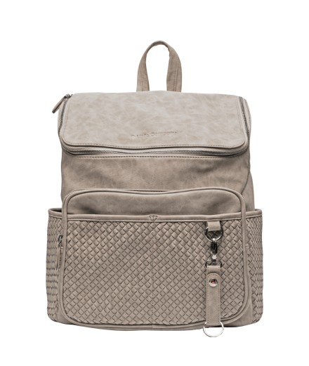 Lissabon Backpack Taupe