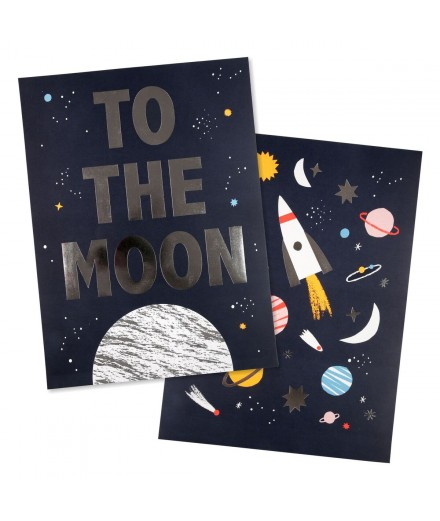 Space Art Prints