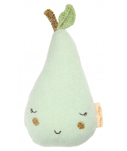 Pear Rattle