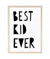 Poster BEST KID EVER (A3)