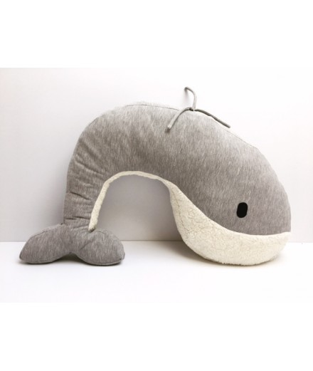 Nursing Pillow Whale