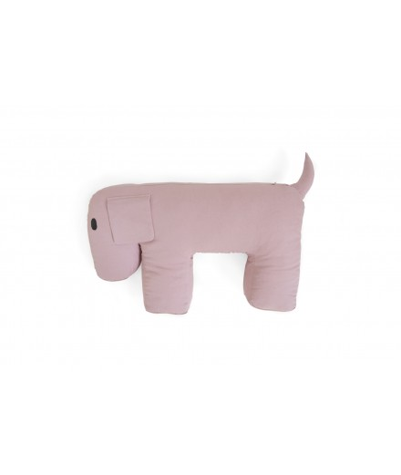 Nursing Pillow Dog Pink