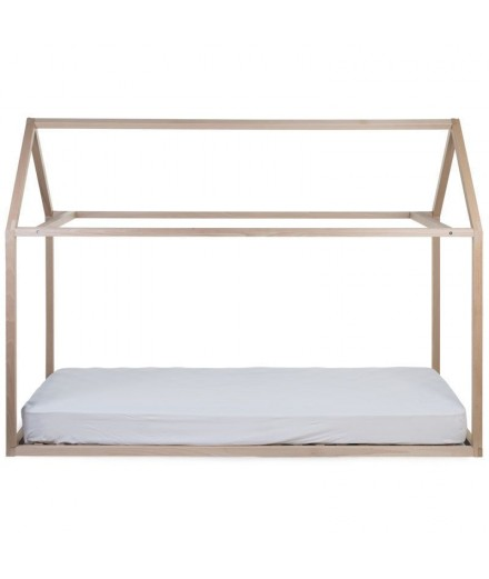 House Cot Bed Frame 90x200