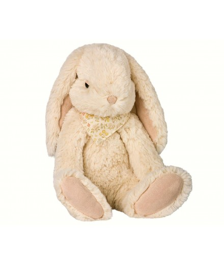 Fluffy Bunny Large Off White