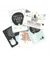 Milestone Baby Photo Cards [em português]