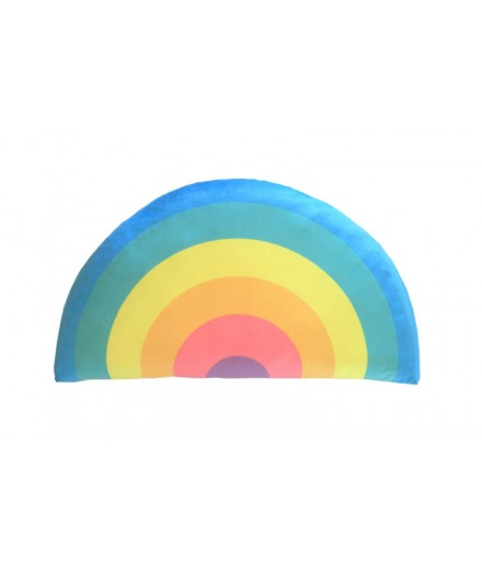 Pastel Rainbow Cushion