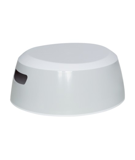 Step Stool - Light Grey
