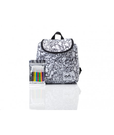 Colour & Wash - Dino Backpack
