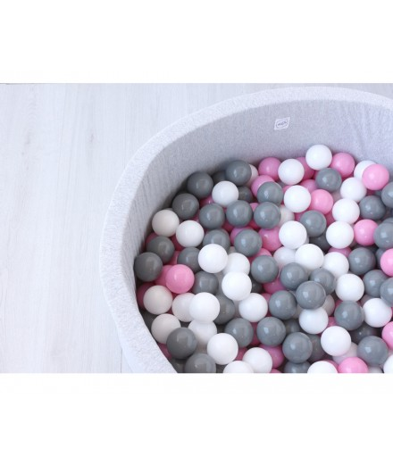 Dry Pool Light Grey - Pink