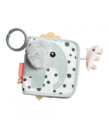 Activity Book Elphee - grey
